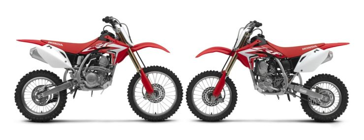 CRF150RB big wheel - Pro Motorcycles