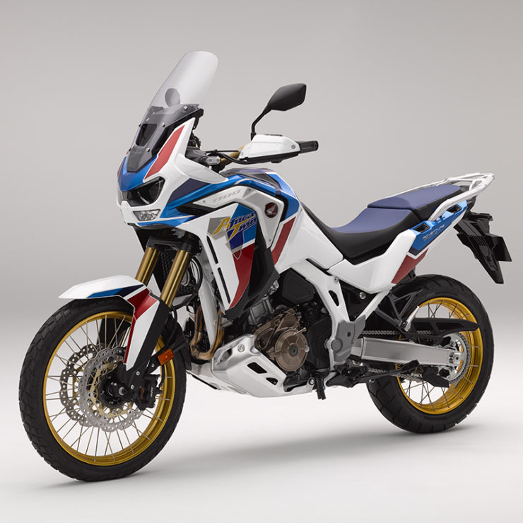 Honda CRF1100D2 AFRICA TWIN ADVENTURE SPORTS ABS – DCT 20YM